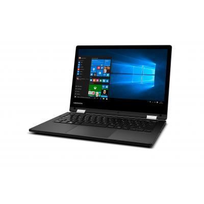 Medion laptop: AKOYA E2221T - Zwart
