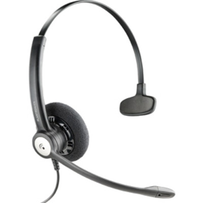 Plantronics Entera HW111N Headset - Zwart