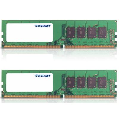 Patriot Memory 8GB DDR4 PC4-17000 RAM-geheugen - Groen
