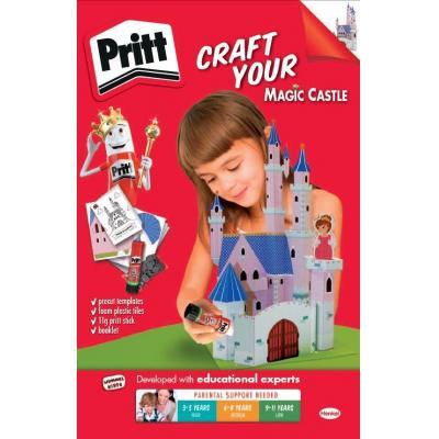 Pritt : Create Your - Magic Castle mix - Multi kleuren