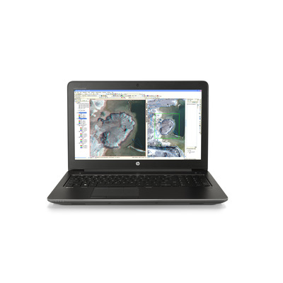 HP ZBook 15 G3 Laptop - Zwart