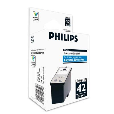 Sagem PFA542 Inktcartridge - Zwart