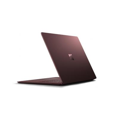 Microsoft laptop: Surface Laptop i7 16GB RAM 512GB SSD W10Pro + MS Docking - Bordeaux rood