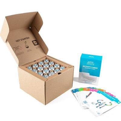 Sphero Mini Education 16-Pack - Blauw, Zilver