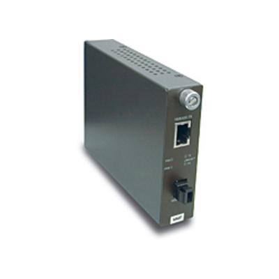 Trendnet TFC-110MM Media converter - Grijs