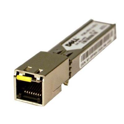 Dell netwerk tranceiver module: Qlogic Transceiver SFP+, 10GbE, Short-Range