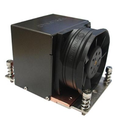 Inter-Tech R-14 Hardware koeling - Zwart