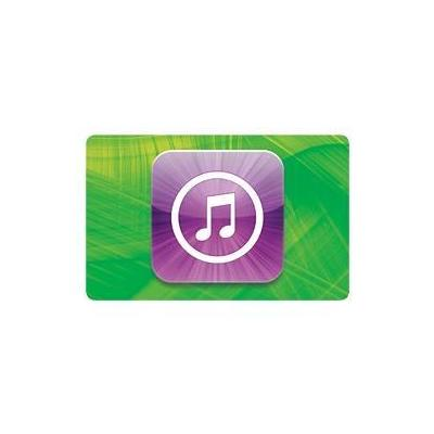 Apple cadeaubon: iTunes Card Cadeaucard t.w.v. 25 euro
