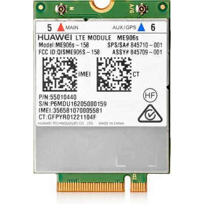 Hp netwerkkaart: lt4132 LTE/HSPA+ 4G WWAN - Groen