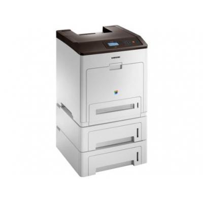 Samsung laserprinter: CLP-775ND - Zwart, Cyaan, Magenta, Geel
