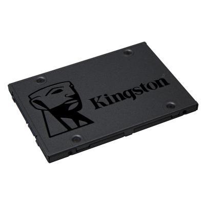 Kingston technology SSD: A400 SSD 480GB - Zwart