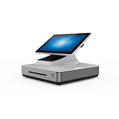Elo Touch Solution E347918 POS terminal - Grijs, Wit