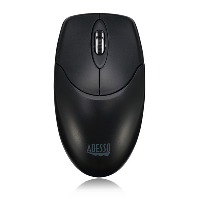Adesso iMouse M40 - 2.4GHz Wireless Optical Mouse Muis - Zwart