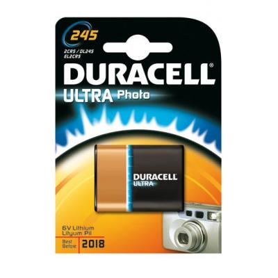 Duracell batterij: Ultra Photo 245