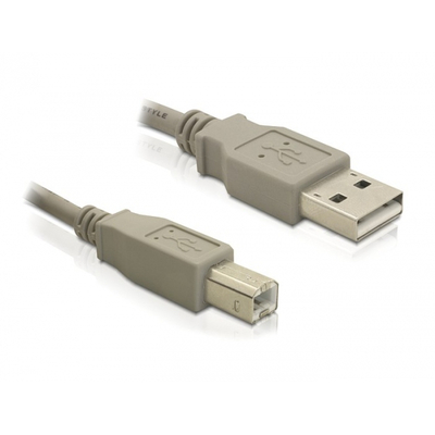 DeLOCK 82215 USB kabel - Grijs