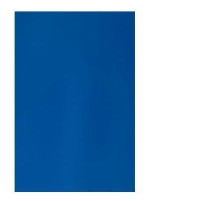 Gbc binding cover: Opaque Bindomslagen A4 300 micron Mat Blauw (100)