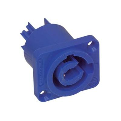 Neutrik NTR-NAC3MPA Kabel connector - Blauw