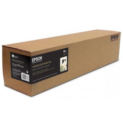 "Epson grootformaat media: Japanese Kozo Paper Thin 17"""