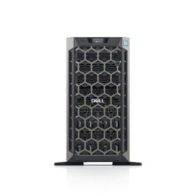 DELL PowerEdge T640 Xeon 4110 16GB 600GB Server - Zwart