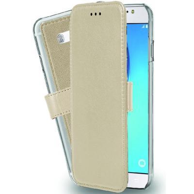 Azuri AZWALCLRSAJ7-GLD mobile phone case