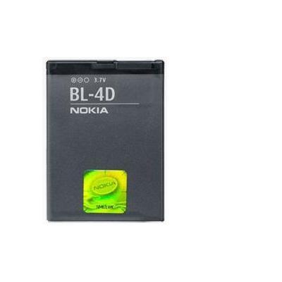Nokia batterij: BL-4D - Grijs