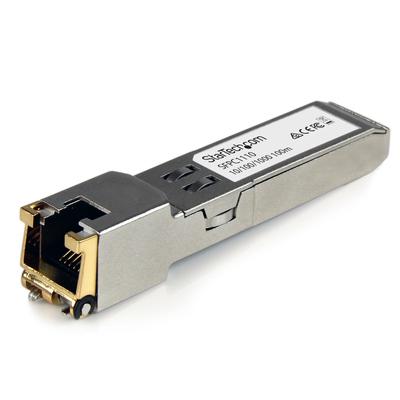 StarTech.com Cisco Compatibele Gigabit RJ45 SFP Transceiver Module Koper Mini-GBIC met Digital Diagnostics .....