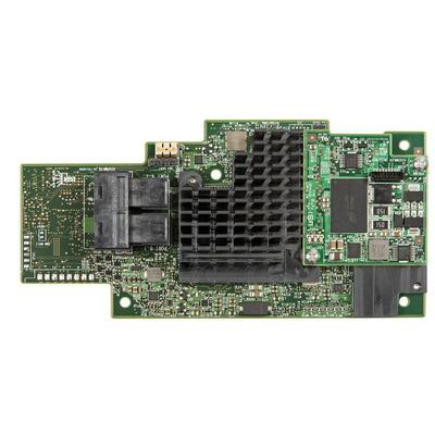 Intel raid controller: Integrated RAID Module RMS3CC040