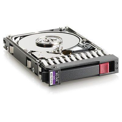 HP 300GB 3G SAS 10K SFF (2.5-inch) Dual Port Enterprise 3yr Warranty Hard Drive Interne harde schijf - Refurbished ZG