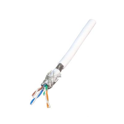 EFB Elektronik Raw cable Cat.7, S/FTP, LSZH, white, 100m ring Netwerkkabel - Wit