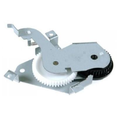 Hp printing equipment spare part: Swing plate assembly - For tray 2 paper lift assembly - Located between the main gear .....