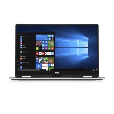 Dell laptop: XPS 9365 - Zilver
