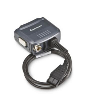 Intermec Snap-on Adapter, Audio, 70 Series Interfaceadapter - Grijs