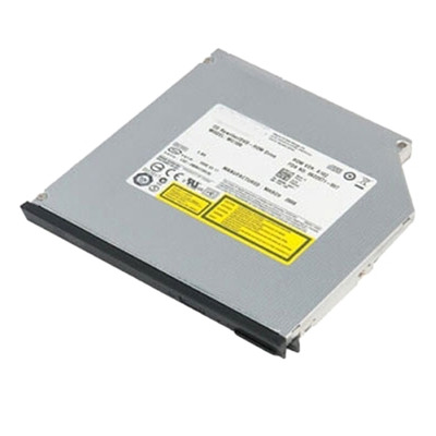 DELL 8x Serial ATA voor PowerEdge R220 DVD-ROM Intern station brander - Zwart