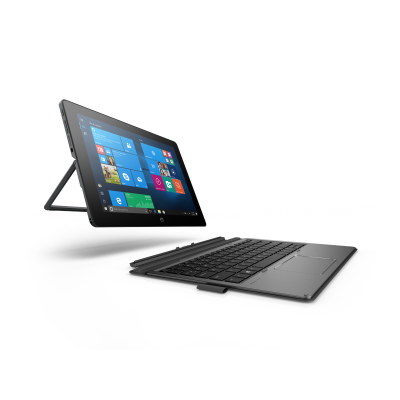 "Hp laptop: Pro x2 612 G2 - 12"" 256GB SSD Full-HD - Zwart"