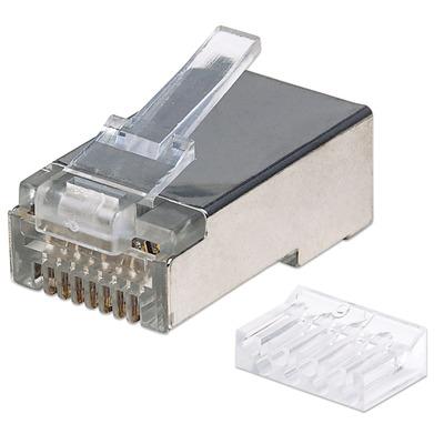 Intellinet 790628 Kabel connector - Roestvrijstaal