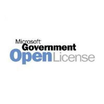 Microsoft software licentie: System Center Standard Edition