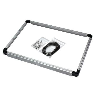 Peli IM2600 Base Bezel Kit Case accessoire - Zwart, Grijs