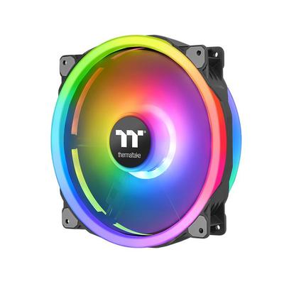 Thermaltake Riing Trio 20 RGB Premium Edition Hardware koeling - Zwart
