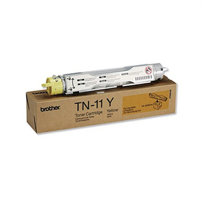 Brother TN-11Y toners & lasercartridges