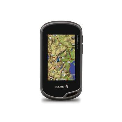 Garmin navigatie: Oregon 650 - Zwart, Grijs