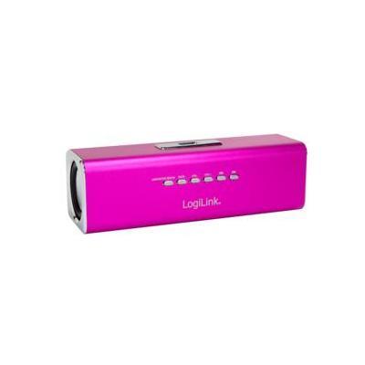 LogiLink SP0038P draagbare luidspreker
