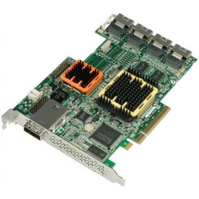 Adaptec interfaceadapter: RAID 51645 - Groen