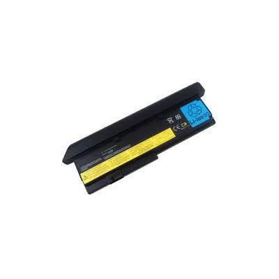 Lenovo batterij: 9 Cell - Zwart