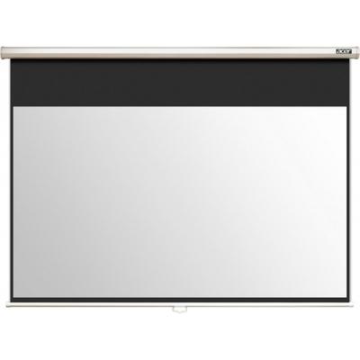 Acer E100-W01MW Projectiescherm - Wit