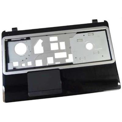 Acer notebook reserve-onderdeel: Black palmrest, includes Touchpad - Zwart, Zilver