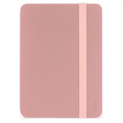 "Targus tablet case: Click-In Rotating Case - 9.7"" iPad Pro, iPad Air 2, iPad Air - Rose Gold - Roze"