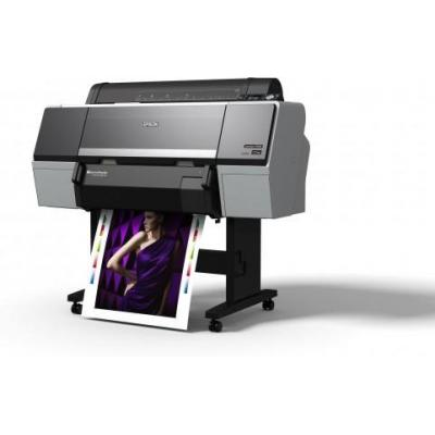 Epson grootformaat printer: SureColor SC-P7000 Violet Spectro - Cyaan, Groen, Licht zwart, Lichtyaan, Licht licht .....