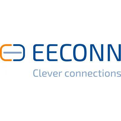 EECONN USB 2.0 Kabel, A - microB, Zwart, 0.5m USB kabel