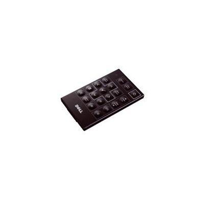 Dell afstandsbediening: Afstandsbediening voor de draagbare 1209S/1409X/1609WX-projector van - Zwart