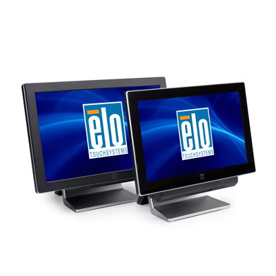 Elo Touch Solution 22C2 All-in-one pc - Grijs